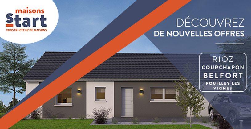 Maisons start d couvrez de nouvelles offres terrain for Annuler offre achat maison